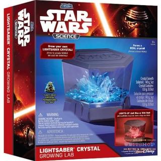 Лаборатория по выращиванию кристаллов для световых мечей (Звездные войны