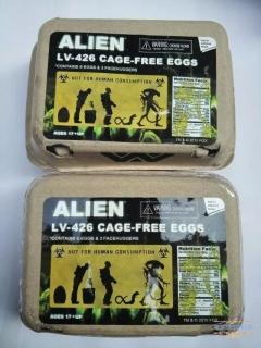 Коробка яиц Чужого (Alien, Neca)