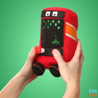 Плюшевый игровой автомат со звуком