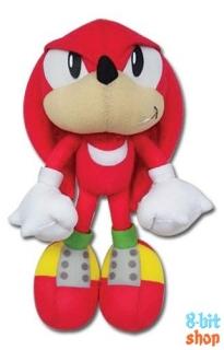 Плюшевый Knuckles (Sonic the Hedgehog)