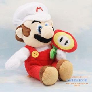 Плюшевый огненный Марио (Super Mario)