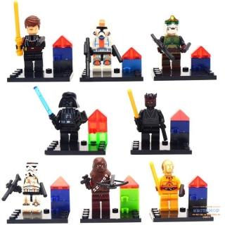 Минифигурки Звездные Войны (Star Wars)