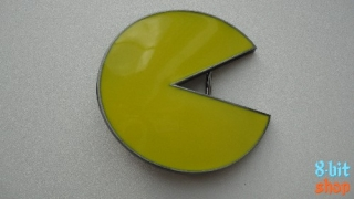 Пряжка для ремня Pac-Man