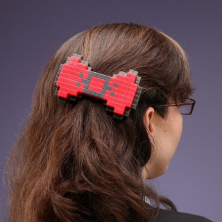 Заколка для волос 8bit