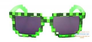 Пиксельные очки солнцезащитные