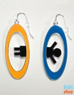 Сережки Portal