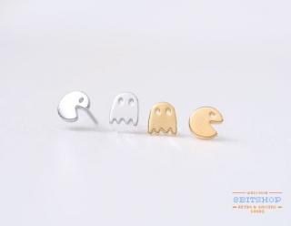 Сережки Pac-Man