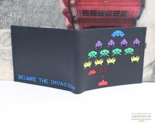 Кошелек Space Invaders