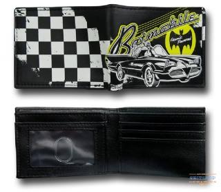 Кошелек Бэтмобиль (Batman)