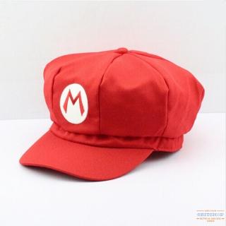 Кепка Марио (Super Mario)