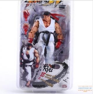 Фигурка Ryu (Street Fighter, Уличный Боец)