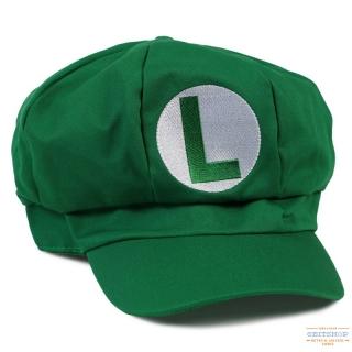 Кепка Луиджи (Super Mario)