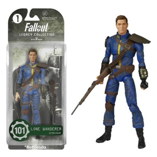 Фигурка Fallout Одинокий Путник