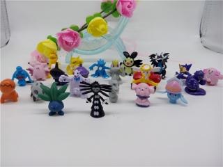 Покебол Great со случайной минифигуркой покемона внутри (Pokemon)