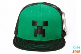 Кепка Minecraft Creeper