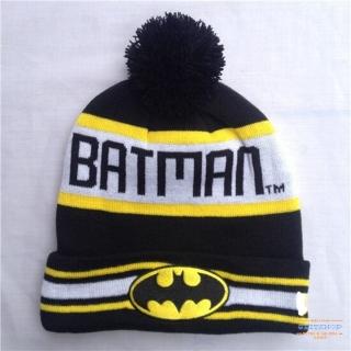 Шапка зимняя Batman