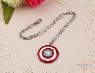 Ожерелье Капитан Америка