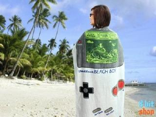 Полотенце Beach boy (Game boy)