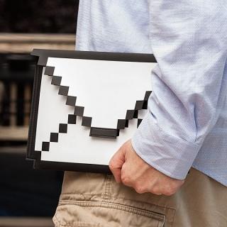 Чехол для Ipad пиксельный