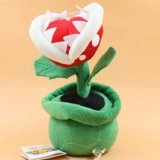 Плюшевое растение-пиранья (Super Mario)