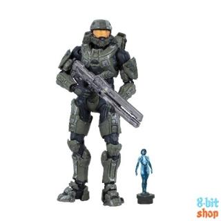 Фигурка Master Chief with railgun (Halo 4)