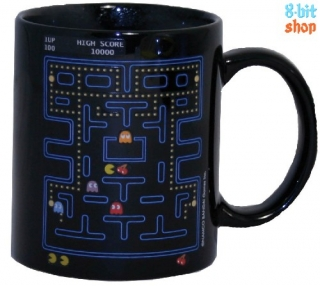 Термальная кружка Pac-Man