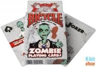 Карты игральные Zombie