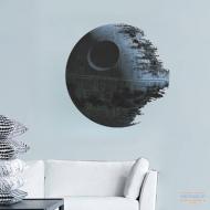 Настенный стикер Звезда Смерти (Star Wars, Звездные войны)