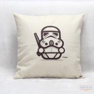 Подушка Штурмовик (Stormtrooper, Star Wars)