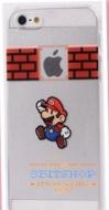 Чехол для Iphone 5/5S Super Mario