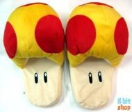Тапки-грибы (Super Mario)