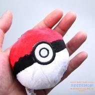 Плюшевый покебол (Pokemon)