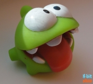 Фигурка Om Nom (Cut The Rope)