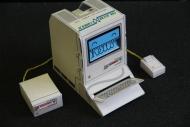 Механическая бумажная игрушка для самостоятельной сборки Maccy